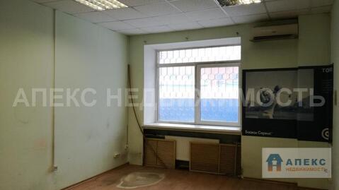 Продажа офиса пл. 318 м2 м. Авиамоторная в бизнес-центре класса С в . - Фото 4