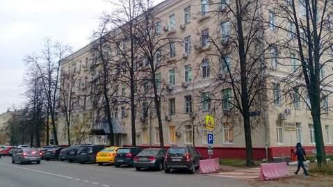 Офисный блок 325,8 м2, м. Моложежная - Фото 1