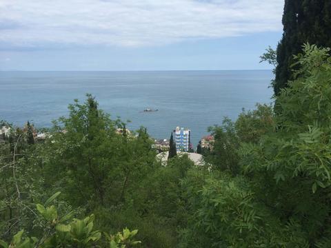 Продаётся участок 10 соток в Алуште, Утёс, 300 м. до моря - Фото 2