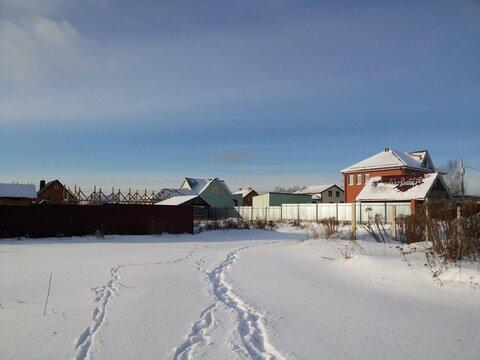 Участок 10 сот. , Щелковское ш, 25 км. от МКАД. - Фото 1