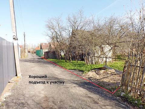 Продажа участка, м. Московская, Сдт Труженик 21-я линия - Фото 2