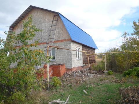 Предлагаем недостроенный дом в пос.Вахрушево по ул.40-летия Октября - Фото 1