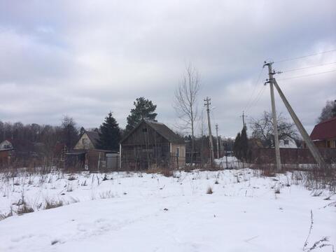 Участок в шаговой доступности от города Обнинск - Фото 5