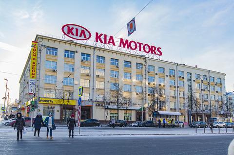 Аренда офиса 53,8 кв.м, Проспект Ленина - Фото 1