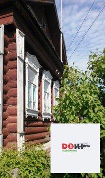 Бревенчатый дом на 25 сотках - Фото 1