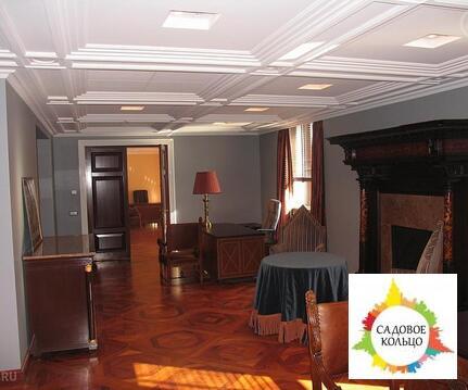 Особняк общей площадью 1450 кв.м: на первом и мансардном этажах рабоч - Фото 1