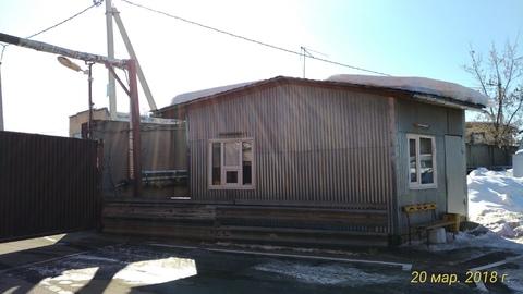 Сдам 1800 кв.м. в аренду складской комплекс в г.Лосино-Петровский - Фото 1