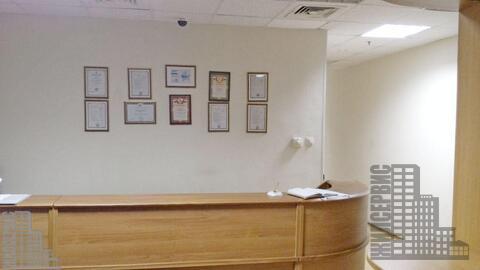 Бизнес-центр класс А у метро Калужская, офис 30 метров - Фото 5
