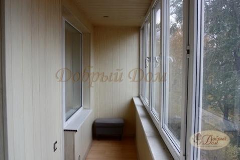 Чудесная квартира в кирпичном доме Беговая улица, дом 18к2 - Фото 4