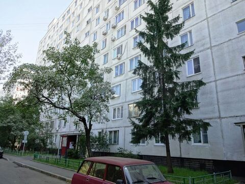 2 ком. квартира м. Домодедовская Ореховый бульвар д.21 к 1 - Фото 1