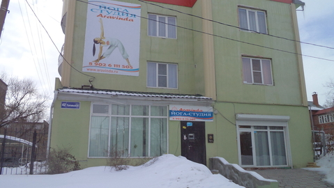 Коммерческая недвижимость, Тагильская, д.42 - Фото 1