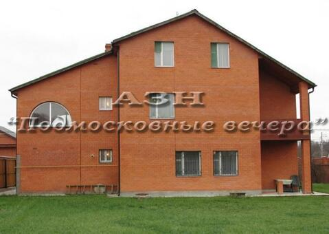 Горьковское ш. 28 км от МКАД, Колонтаево, Коттедж 310 кв. м - Фото 1