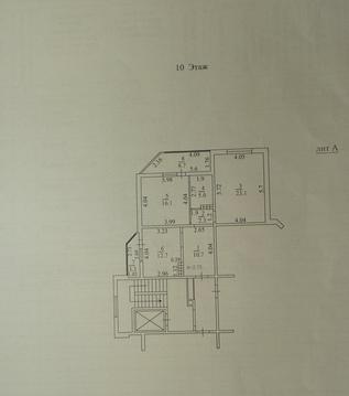 Крупногабаритная Двухкомнатная, Квартира с ремонтом и мебелью. - Фото 3