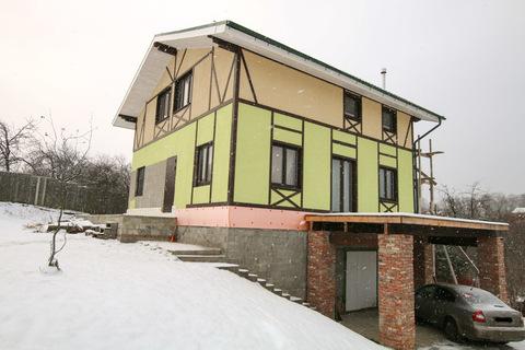 Продается Дом 300м2 в г. Кашира на земельном участке 15 соток на улице - Фото 4