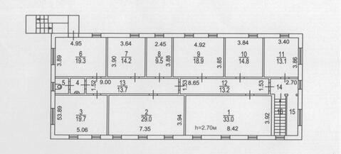 Продажа здания 1183 кв.м.м. Нагорная, ул. Электролитный пр.3с23 - Фото 5