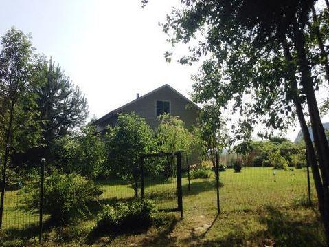 Дом на берегу реки Руза, прилесной участок 18 соток, д. Малоиванцево - Фото 3