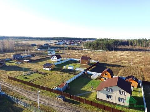6,5 соток в ДНП Лесное - дер.Юрцово - 85 км Щелковское шоссе - Фото 2