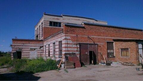 Продается производственно-складская база в Цивильском районе чр