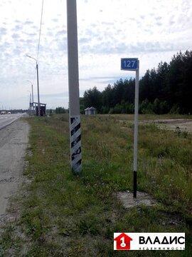 Муромский р-он, Муром г, Владимирское шоссе, земля на продажу - Фото 1