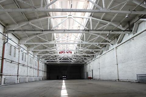 Сдам производственно - складской комплекс 4 000 кв.м. - Фото 1