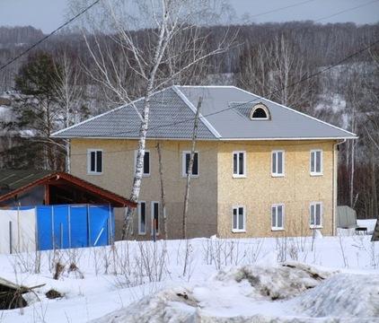 Участок в коттеджном посёлке около Академгородка в Новосибирске - Фото 1