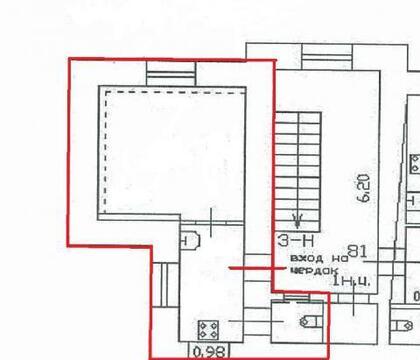 Коммерческое помещение 19,7 кв.м. в историческом центре города - Фото 2