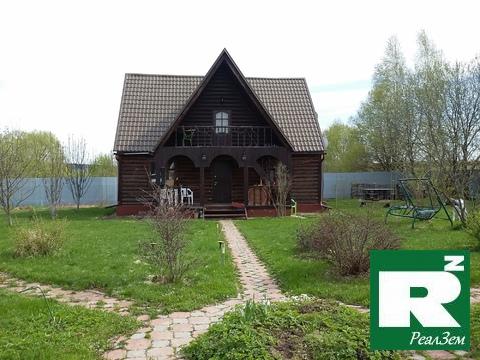 Продается дом 130кв.м. в живописном месте , Калужская область, Жуковск - Фото 1