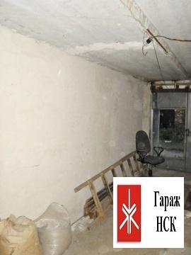 """Продам капитальный гараж на 2 машины, ГСК """"Обь"""", Шлюз, за жби - Фото 4"""