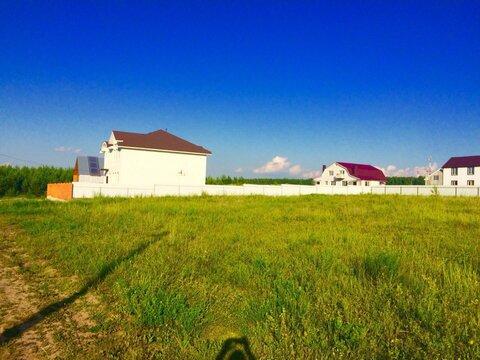 Продается земельный участок 11 соток в с. Дивеево - Фото 1