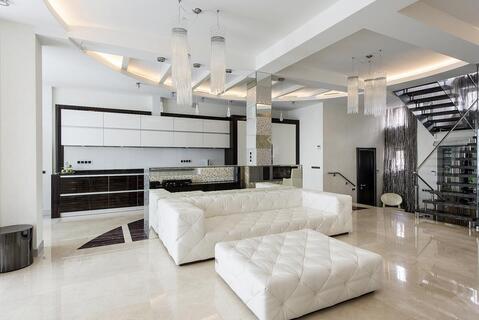 Сдается шикарная трехкомнатная квартира Клубный дом Тихвинъ - Фото 2