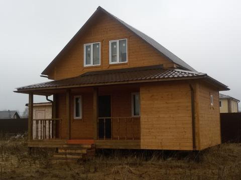 """Дом в коттеджном поселке """"Три жеребенка"""" Белоозерский - Фото 1"""