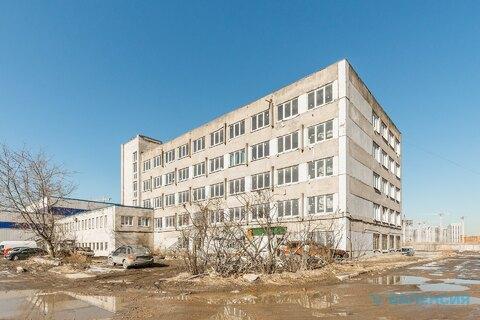 Продается складское здание 3804,5 м2, h-10-16м на уч. 3,15 Га - Фото 1