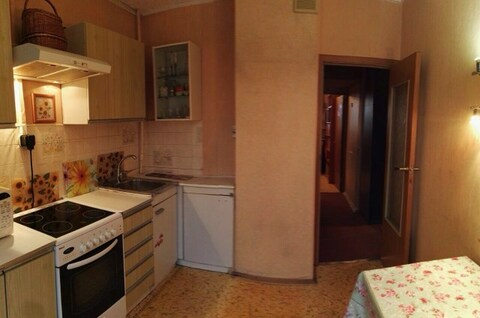 А51801: 2 квартира, Москва, м. Волжская, Волжский бульвар, Квартал . - Фото 4