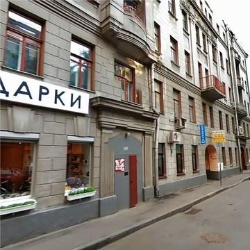 Продажа квартиры, м. Красные ворота, Ул. Машкова - Фото 3