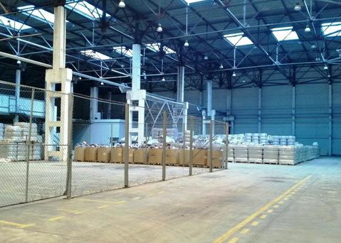 Сдам складские помещения от 1 000 кв.м. - Фото 4