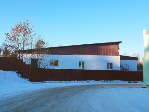 Аренда. Новое производственно-складское здание 2000 кв.м в г. Кохма - Фото 2