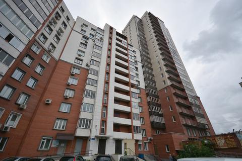Продам многокомнатную квартиру, Серебренниковская ул, 4/1, Новосиби. - Фото 1