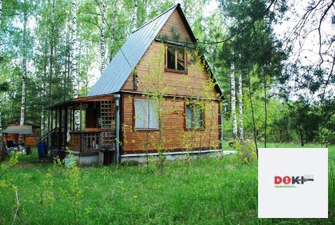 Комфортабельная дача окруженная лесом на 13 сотках! - Фото 4