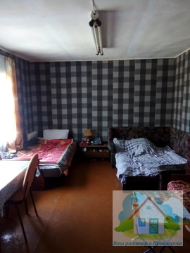 Продается 2-х комнатная квартира в деревянном доме в Приозерске