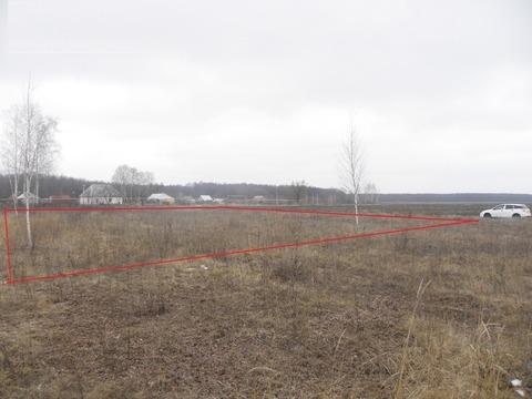 Продажа участка, Липецк, С. Бутырки - Фото 4