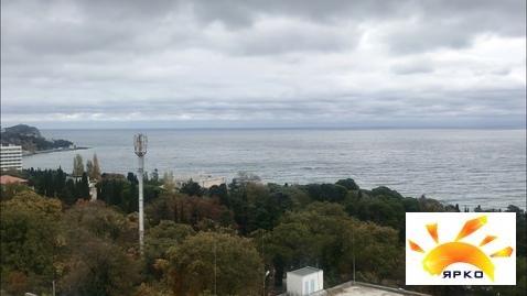 Продажа трехкомнатной квартиры в новом доме с видом на море. - Фото 1