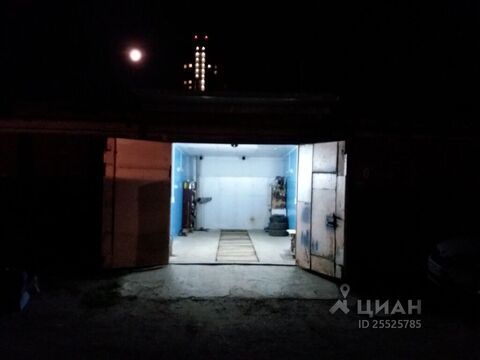 Гараж в Красноярский край, Красноярск Краснодарская ул, 40а (57.0 м) - Фото 1