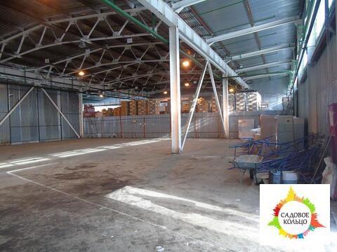 Отапливаемый склад ангарного типа, общей площадью 576 кв - Фото 4