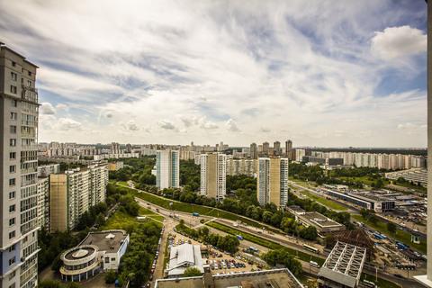 Р-н Тропарево-Никулино, продается 3-х комн.кв, дизайнерский ремонт - Фото 2