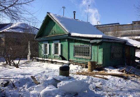 Продам дом 50 кв.м, г. Хабаровск, ул. Артемовская - Фото 1