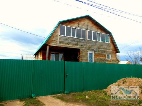 Продается дом. , Иглино, Зеленая улица - Фото 2