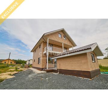 Продажа 3-этажного дома 245 м кв. на земельном участке 10 соток - Фото 2