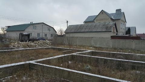 Земельный участок с фундаментом по ул.Карьерная - Фото 1