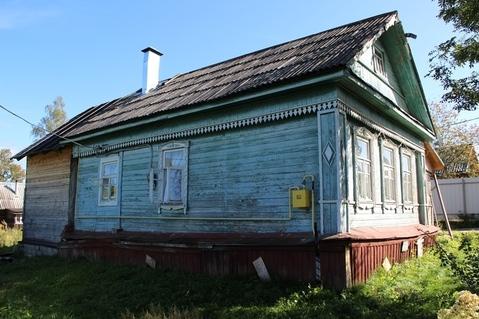 Дом, земельный участок 8,5 соток в пгт Белый Городок. - Фото 2