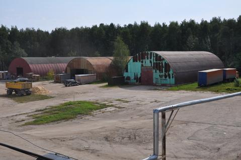Производственные помещения 4915 кв.м на 3 гектарах земли - Фото 3
